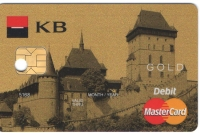 KB_MC_Debit_Gold_Karlštejn