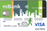 mBank_VISA_electron_Business